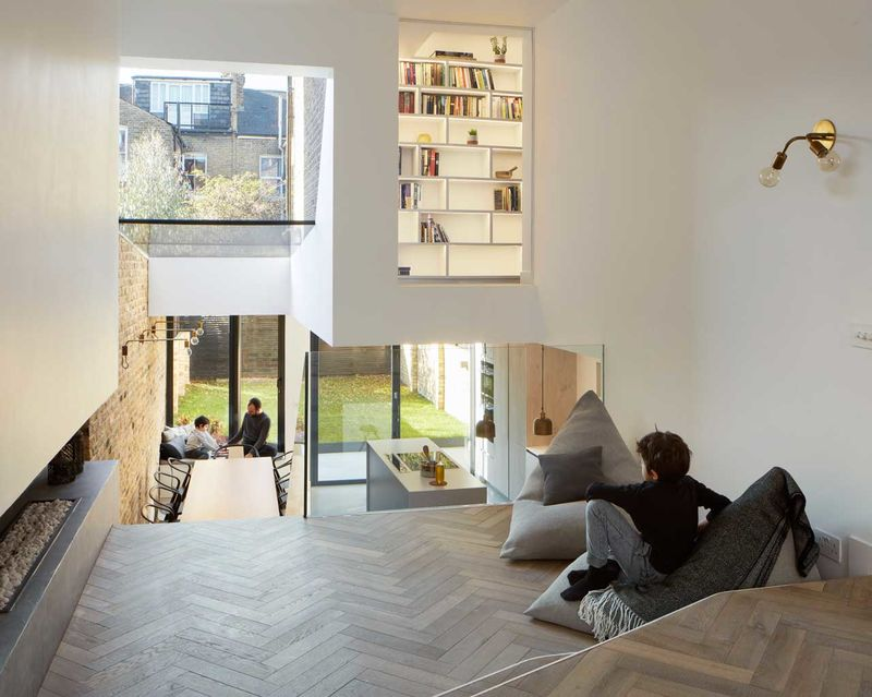 Visually Appealing Multi-Level Houses