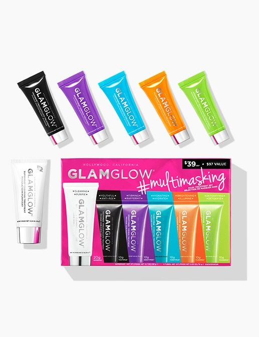 Multi-Use Face Mask Sets
