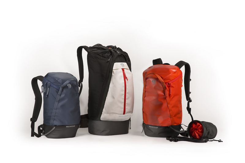 Tough Climbing Backpacks