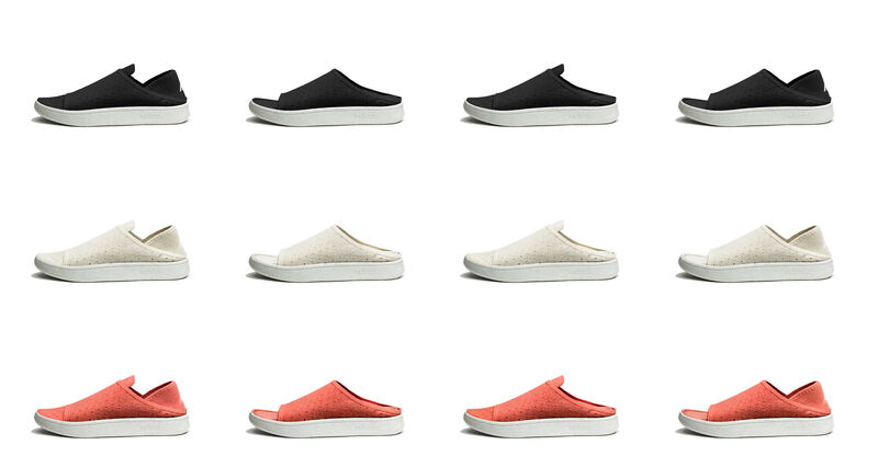 4-in-1 Footwear Designs