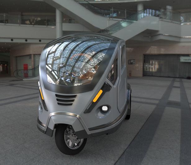 Mini Industrial Multipurpose Vehicles