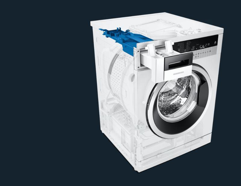 Smart Eco-Friendly Washing Machines