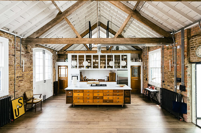 Converted Mill Workspaces