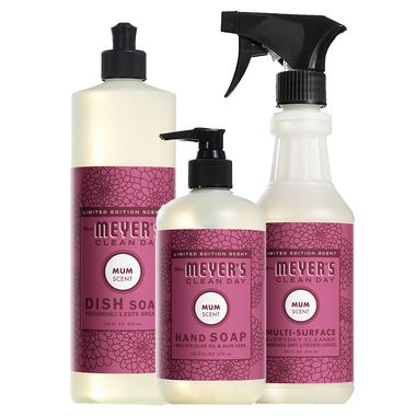 Sustainable Cleaning Product Packs