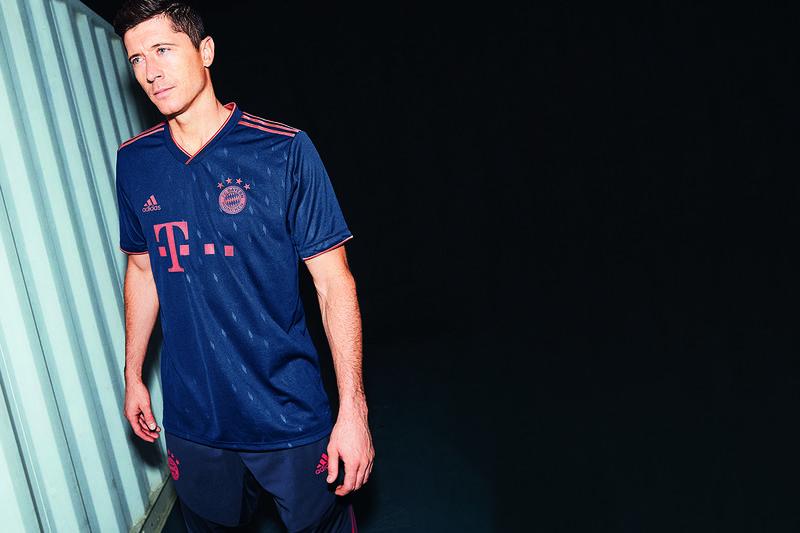 European-Inspired Soccer Uniforms
