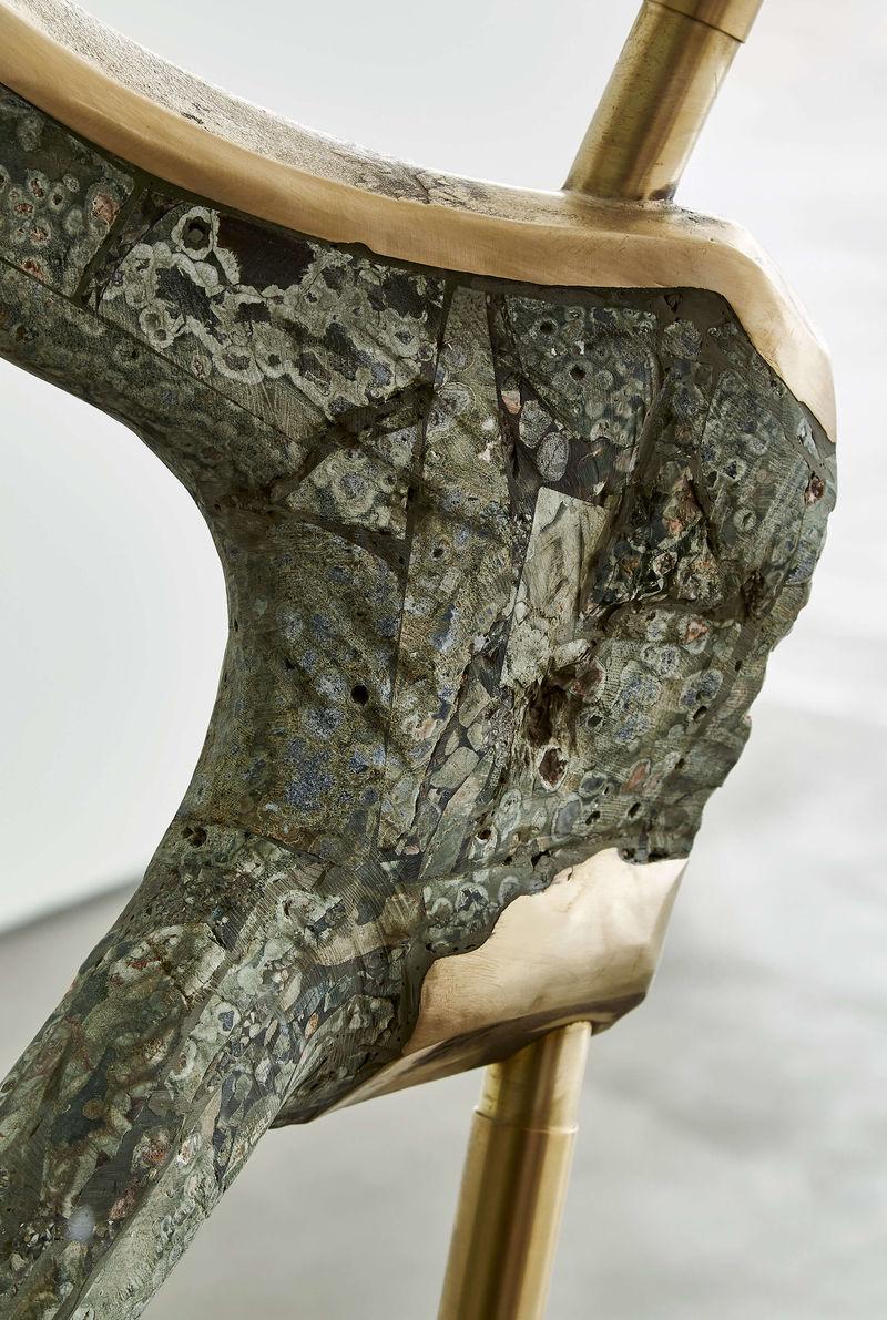 Sculptural Murano Glass Furniture