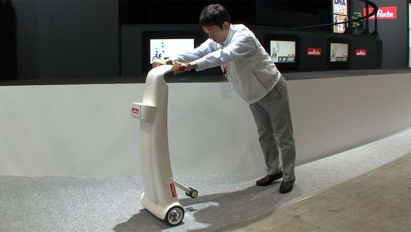 Electric Walking Frames