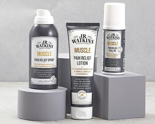 Natural Pain Relief Cosmetics