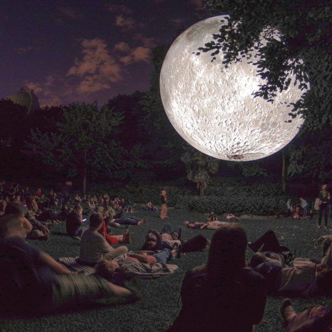 Lunar Outdoor Galleries