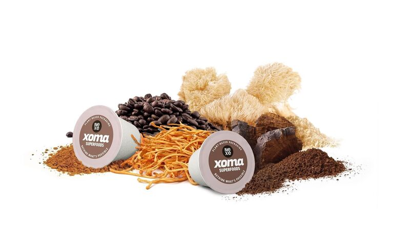 Mushroom Coffee Pods