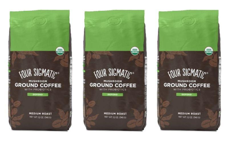 Probiotic Wellness Coffees