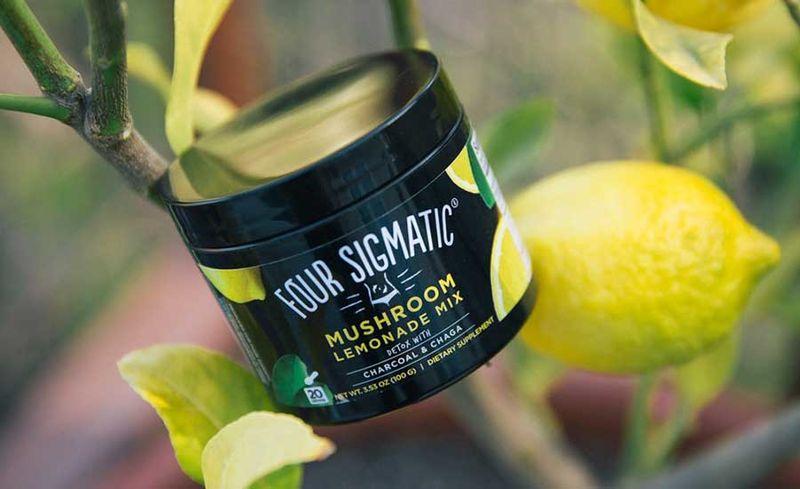 Digestion-Aiding Lemonades