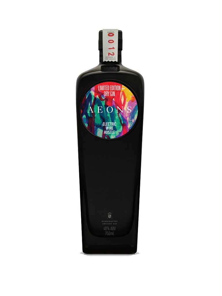 Music-Infused Gin