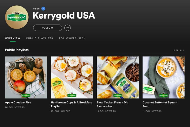 Meal-Paired Playlists
