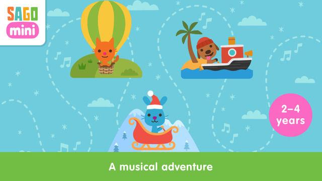 Music Adventure Apps