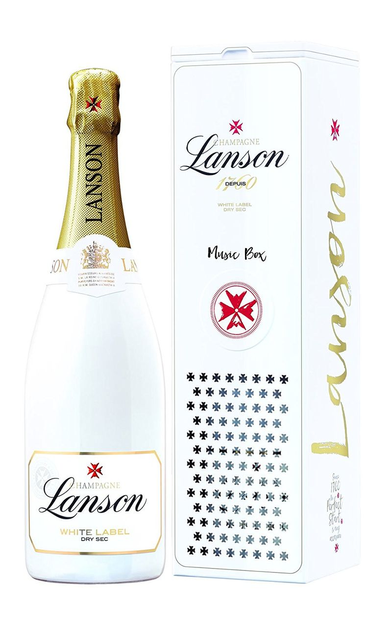 Musical Champagne Packages