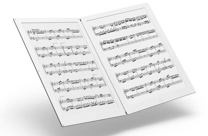 Digital Sheet Music readers