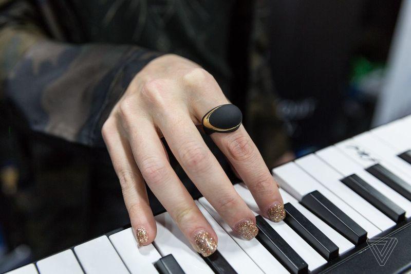 Musical Smart Rings