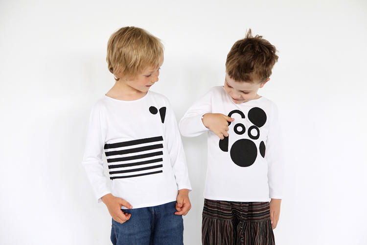 Musical Children's Tees