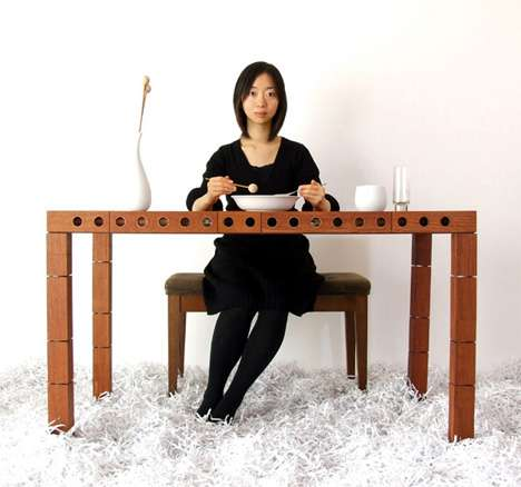 Musical Furniture