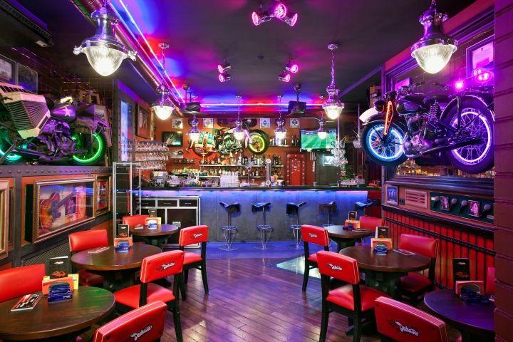 Retro music restaurants musical nostalgia