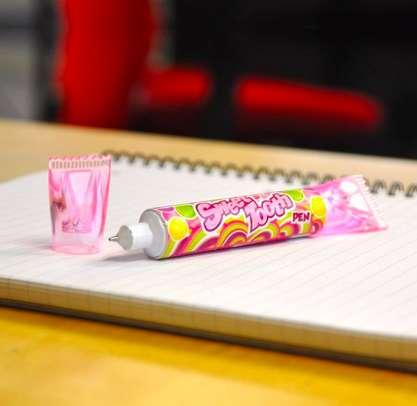 Nostalgic Candy-Like Pens