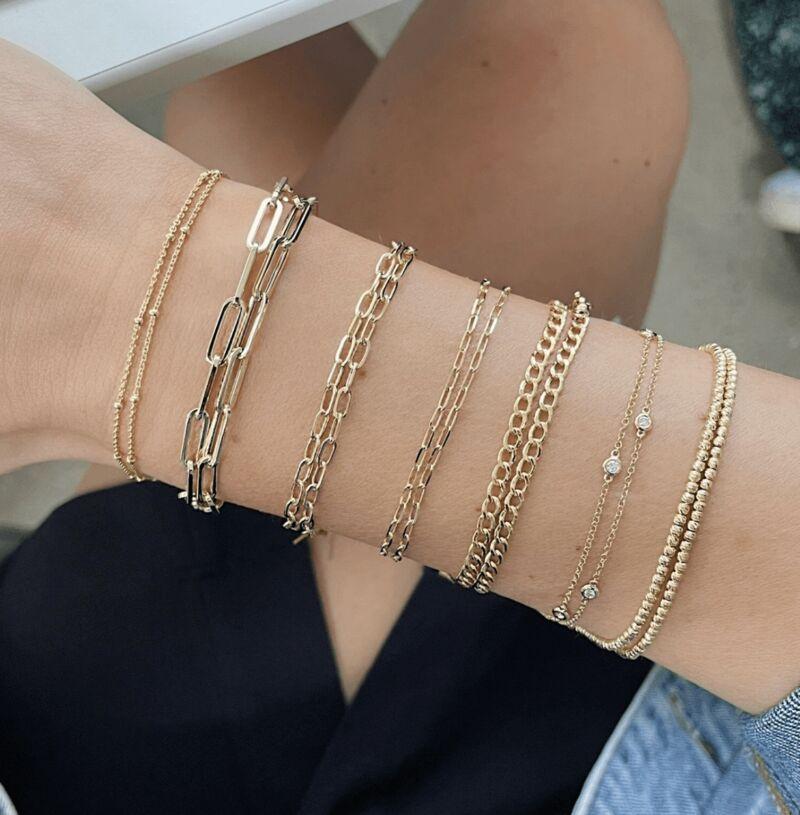 Minimalist Ultra-Luxurious Jewelry