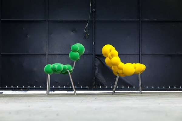 DNA-Inspired Furniture