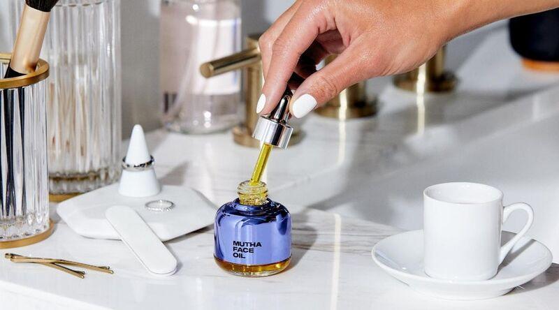 Luxurious Face Oil Blends