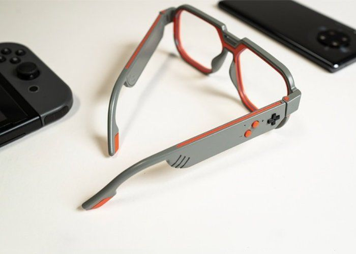 Gamer-Targeted Smart Glasses