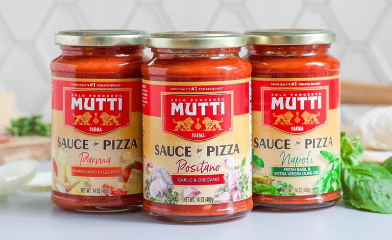 Mutti Pizza Sauce