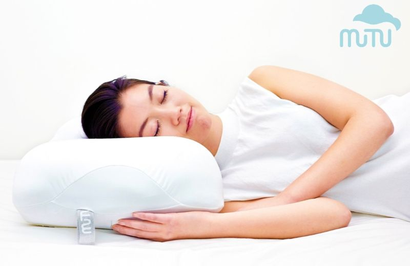 Ergonomic Hypoallergenic Pillows