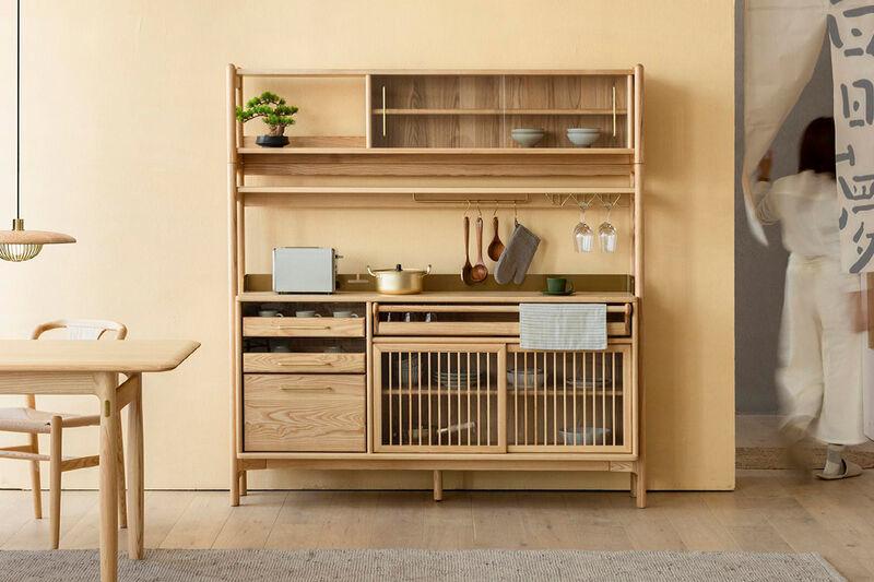 Efficient Organization Kitchen Cupboards