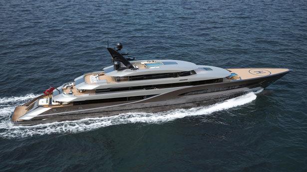 Oversized Aluminum Yachts