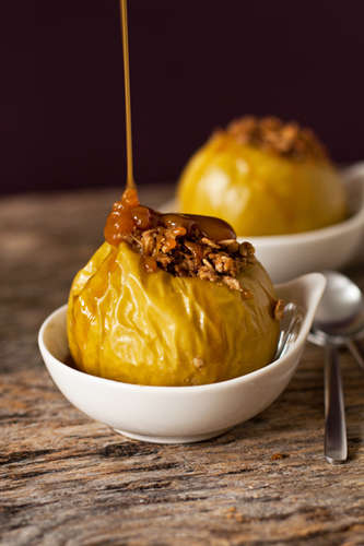 Bursting Brown Sugar Apples