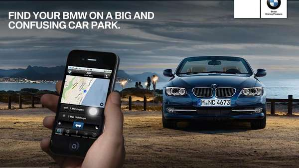 Apprehensive Auto Apps : My BMW Remote App