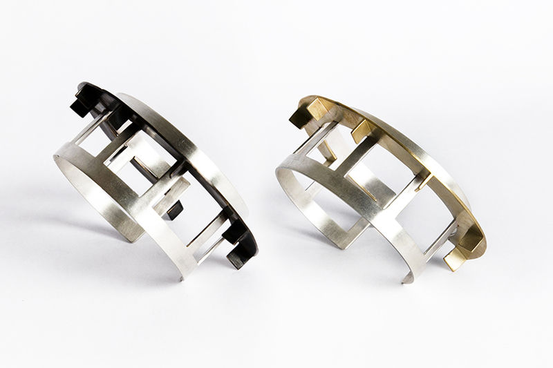 Architecturally Inspired Jewelry