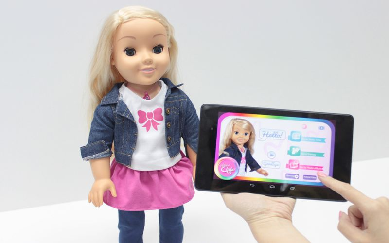Internet-Connected Dolls