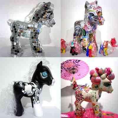 Pimped Plastic Ponies
