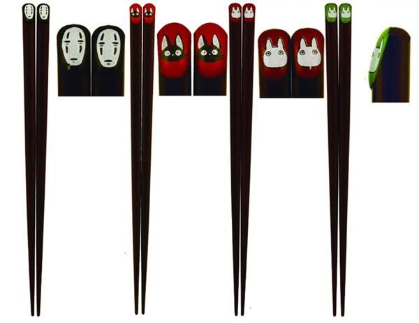 Anime Character Chopsticks