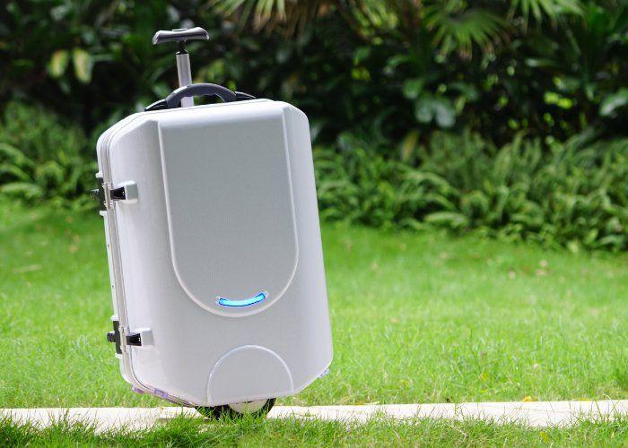 Balanced Weightless Travel Cases
