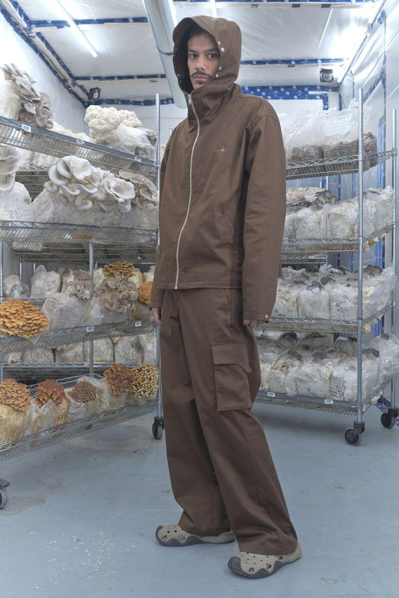 Mushroom-Inspired Fall Fashion