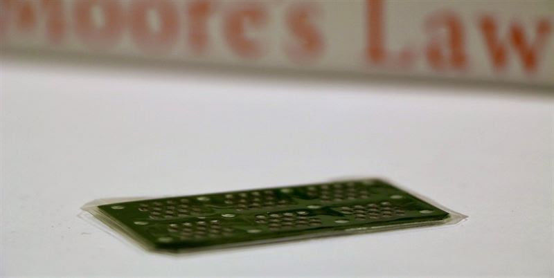 Ultra-Thin Fuel Cells
