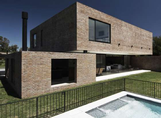 Layered Brick Abodes