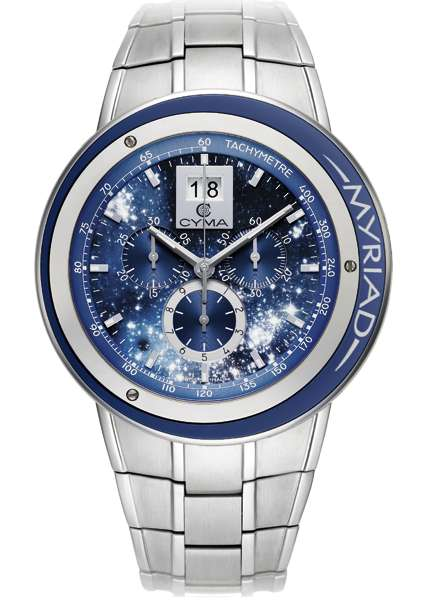Stunning Space Timepieces