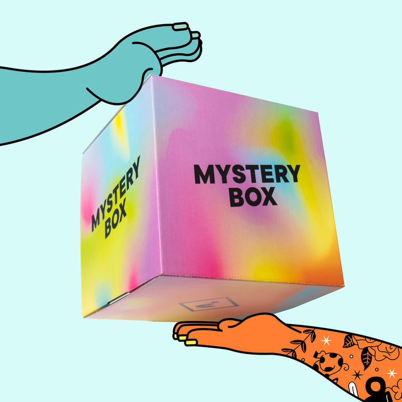 Mother's Day Mystery Boxes