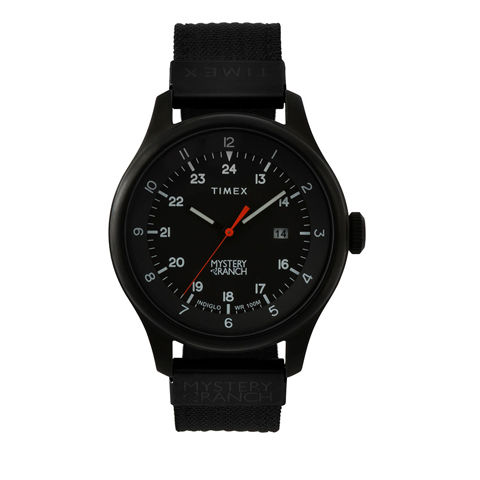Special-Edition All-Black Watches