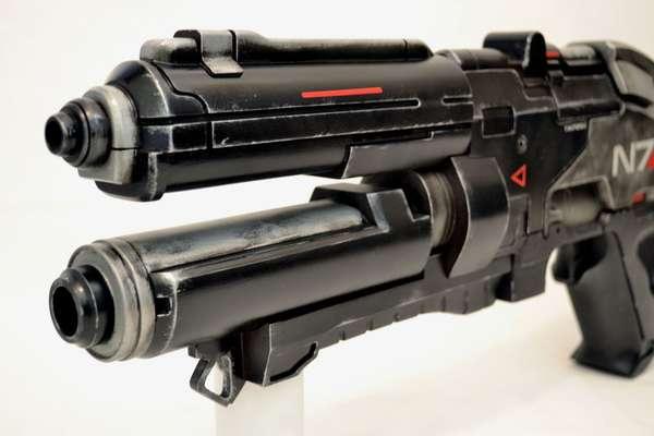 Vicious Videogame Rifles
