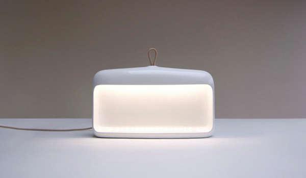 Carbide Lantern-Inspired Lighting