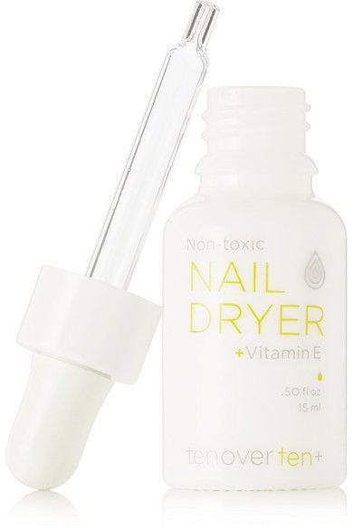 Non-Toxic Nail Drying Serums